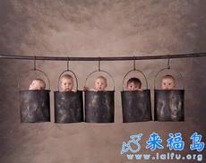 五个小宝贝